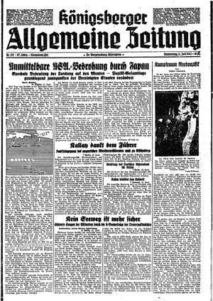 Königsberger allgemeine Zeitung vom 11.06.1942
