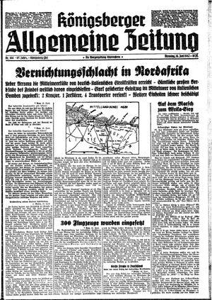 Königsberger allgemeine Zeitung vom 16.06.1942