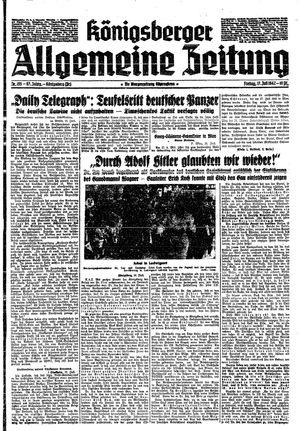 Königsberger allgemeine Zeitung vom 17.07.1942