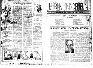 Hüben und drüben vom 12.12.1942