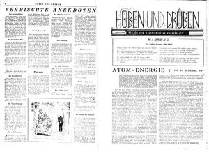 Hüben und drüben vom 22.01.1944