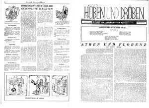 Hüben und drüben vom 05.02.1944