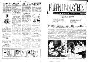 Hüben und drüben vom 25.03.1944