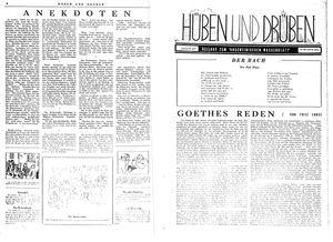 Hüben und drüben vom 29.04.1944
