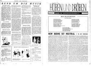 Hüben und drüben on May 20, 1944