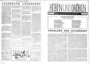 Hüben und drüben vom 27.05.1944