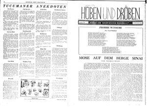 Hüben und drüben on Jul 8, 1944