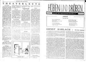 Hüben und drüben vom 22.07.1944