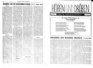 Hüben und drüben vom 05.08.1944