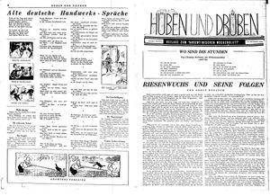 Hüben und drüben on Dec 2, 1944
