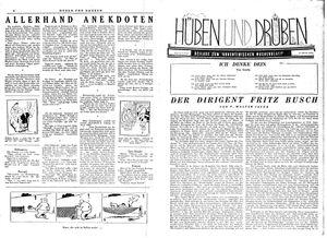 Hüben und drüben vom 06.01.1945