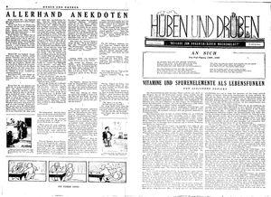 Hüben und drüben vom 13.01.1945