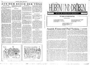 Hüben und drüben vom 17.02.1945