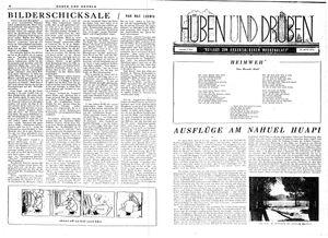 Hüben und drüben vom 17.03.1945