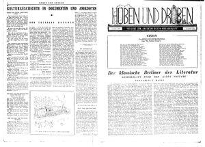 Hüben und drüben vom 07.04.1945