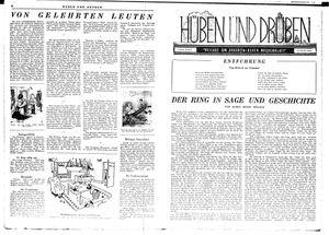 Hüben und drüben vom 28.04.1945