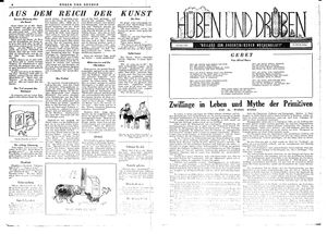 Hüben und drüben vom 05.05.1945