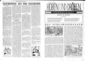 Hüben und drüben vom 12.05.1945