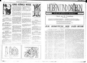 Hüben und drüben vom 23.06.1945