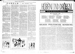 Hüben und drüben vom 30.06.1945