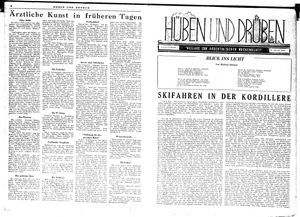 Hüben und drüben vom 13.10.1945