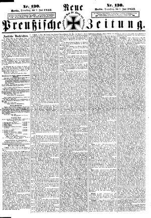 Neue preußische Zeitung vom 07.06.1859