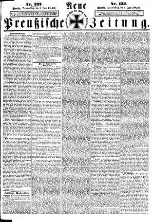Neue preußische Zeitung vom 09.06.1859