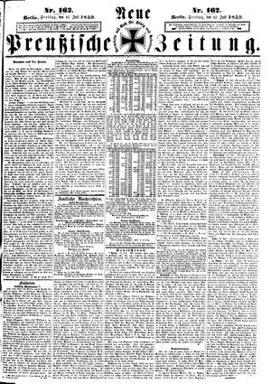 Neue preußische Zeitung vom 15.07.1859