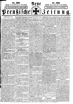 Neue preußische Zeitung vom 16.07.1859