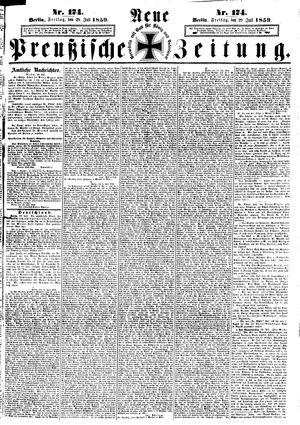 Neue preußische Zeitung vom 29.07.1859