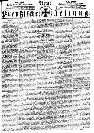 Neue preußische Zeitung vom 05.08.1859