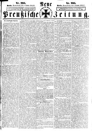 Neue preußische Zeitung vom 08.10.1859