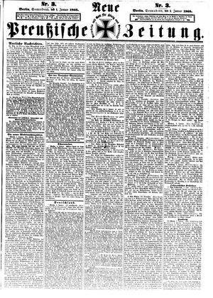 Neue preußische Zeitung vom 04.01.1868
