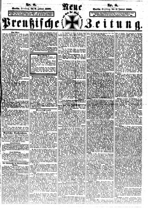 Neue preußische Zeitung vom 10.01.1868