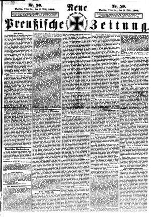 Neue preußische Zeitung vom 10.03.1868