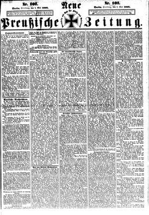 Neue preußische Zeitung vom 08.05.1868