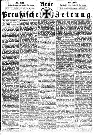 Neue preußische Zeitung vom 30.05.1868