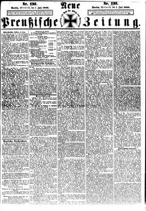 Neue preußische Zeitung vom 03.06.1868
