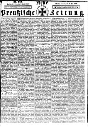 Neue preußische Zeitung vom 19.06.1868