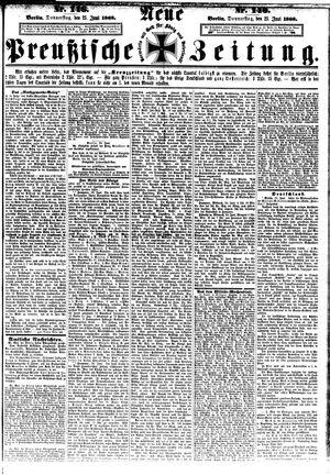 Neue preußische Zeitung vom 25.06.1868