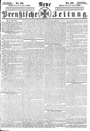 Neue preußische Zeitung vom 17.02.1893