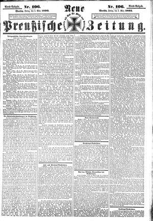 Neue preußische Zeitung vom 03.03.1893