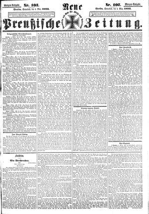 Neue preußische Zeitung vom 04.03.1893