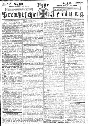 Neue preußische Zeitung vom 06.03.1893