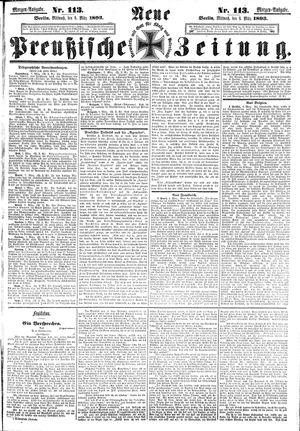 Neue preußische Zeitung vom 08.03.1893