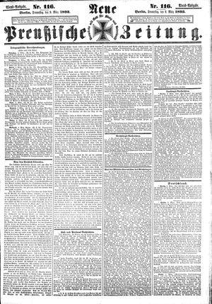 Neue preußische Zeitung vom 09.03.1893