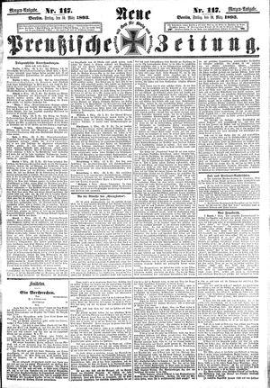 Neue preußische Zeitung on Mar 10, 1893