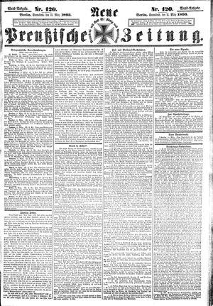 Neue preußische Zeitung vom 11.03.1893