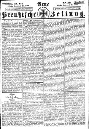 Neue preußische Zeitung vom 12.03.1893