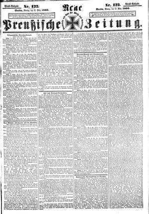 Neue preußische Zeitung vom 13.03.1893